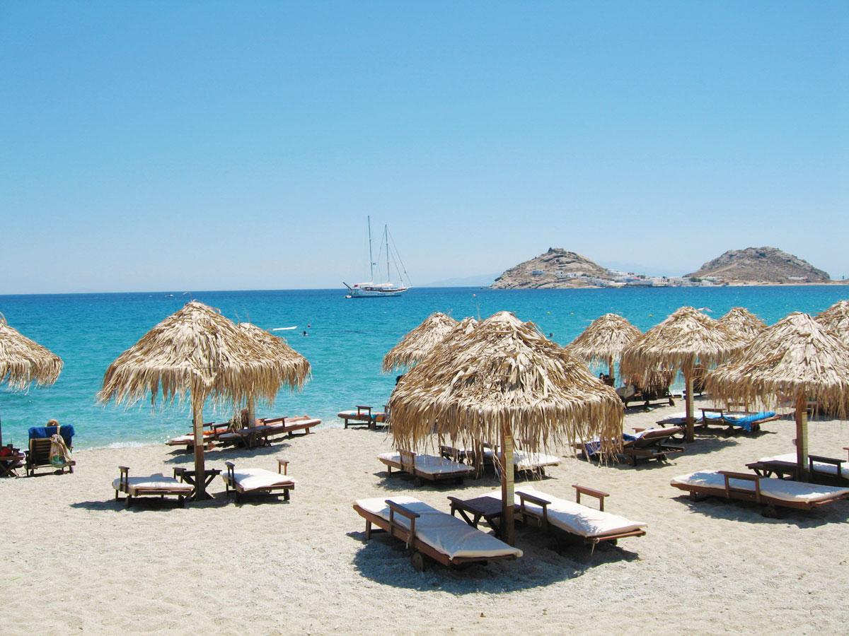 Mykonos Beach Hotel Website